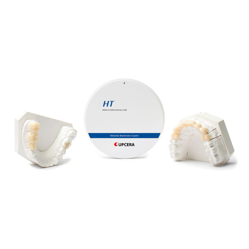 1200Mpa Pre Sintered Zirconia in Dentistry HT